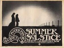 Maddy Prior Tim Hart Summer Solstice LP advert Time Out cutting 1971