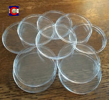 10 Air-Tite Z5 5 oz America the Beautiful (ATB) Silver Coin Holder Capsules