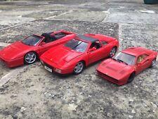 Job Lot Model Cars Ferrari (UT, Maisto, Cb.car) 1:18 and 1:24 (not Burago)