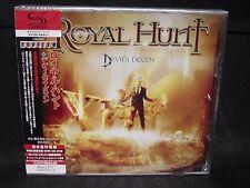 ROYAL HUNT Devil's Dozen + 1 JAPAN SHM CD + DVD Witch Cross Narnia Silent Force