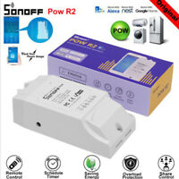 SONOFF POW R2 Wireless WIFI Smart Switch Remote Control Power Monitor Module