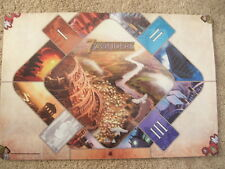 NEW 7-Wonders Board Game Promo Playmat, Art Pack, Palace Card Asmodee Asmoplay