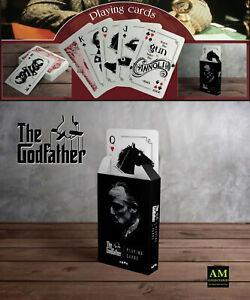 Fanatic - The Godfather Playing Cards - Playing Cards - Poker - New/Boxed