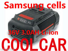 Battery For Bosch 36V Li-ion 3.0Ah 2 607 336 107 11536VSR GBH 36 VF-Li 18636-03