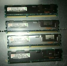16GB (4x4GB) Hynix DDR3 ECC RAM 4GB PC3 10600R HMT151R7BFR4C- H9