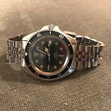 Vintage TAG Heuer 1000 Series Diver 980.006L 200m Dive Watch Submariner Quartz