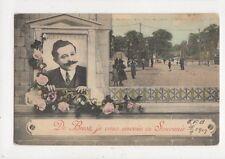 De Brest Je Vous Envoie Ce Souvenir 1907 Postcard France  814a