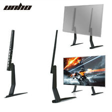 "Universal Table TV Stand Desktop Mounts Two Legs for 17""- 55"" LED Flat Screen"