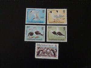 Falkland Islands Stamps set of 4 +1 MNH SG 671/674 + SG 688 issued 2-1-93 + 1-10