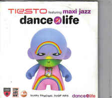 DJ Tiesto-Dance 4 Life cd single