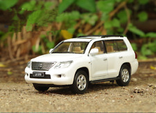 LEXUS LX570 1:32 Model Cars Toys Sound&Light Alloy Diecast Collection White New