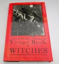 THE VIRAGO BOOK OF WITCHES ED SHAHRUKH HUSAIN HB