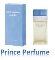 D&G DOLCE E GABBANA LIGHT BLUE POUR FEMME EDT VAPO NATURAL SPRAY - 50 ml
