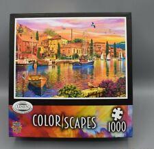 Colorscapes Linen - Sailors Glow 1000 Pcs Jigsaw Puzzle