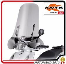 Parabrezza 1117A + kit Montaggio A1117A Honda SH 125i 150i ABS dal 2013 al 2016