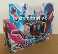 Bandai Kamen Masked Rider Build DX Build Driver Transformation belt