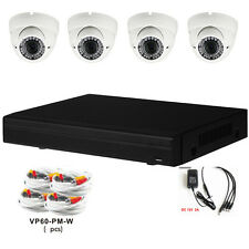 8Ch HD-CVI DVR  Dahua DVR 4 Sony COMS 2.4MP 1080P 2.8-12mm lens Camera NO HDD