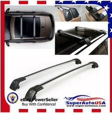 For Land Rover Discovery LR3 U0026 LR4 2005 2016 SILVER Roof Rack Bar Cross Kit  Set (Fits: Land Rover LR3)