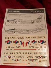 "1/72 Airmodel F-86D Sabre ""Dog"" (South Korea & Philippines)"