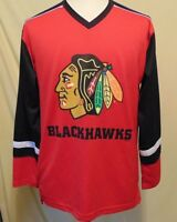 Chicago Blackhawks NHL Mens Size M Red Jersey NHL Brand