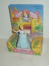 "DISNEY APPLAUSE PRINCESS COLLECTION ARTICULATED CINDERELLA PVC FIGURE 3"" TALL"