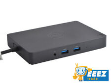 Dell WD15 | 4K Monitor Dock | USB-C | VGA | Mini DisplayPort | HDMI | 130Watt
