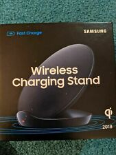 Samsung Genuine  EP-N5100TLEGUS Wireless Charger Blue Brand New Sealed Qi Certfd