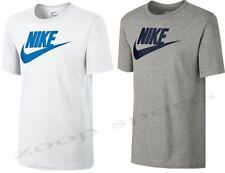 Nike Patternless Basic Fitted T-Shirts for Men