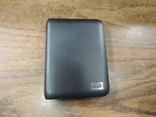 WD My Passport Essential 500GB Portable External Hard Drive wdbaac5000ach-00