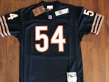 Brian Urlacher Youth Chicago Bears Mitchell & Ness Large Legacy Jersey  2001