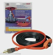 30' HEAT TAPE Automatic Electric Pipe Heating Cable Freeze Protection 378262