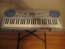 Yamaha PortaTone Psr-275 61 Key Midi Digital Keyboard 100 Songs 480 Voices Ln