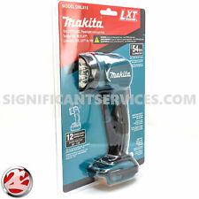 New Makita DML815 LED 18V Li-Ion Cordless Battery FlashLight Work Light LXT