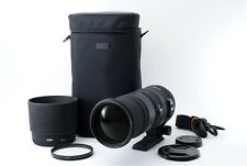 SIGMA DG 150-500mm f/5-6.3 APO HSM Lens For Minolta/Sony [Excellent] From Japan