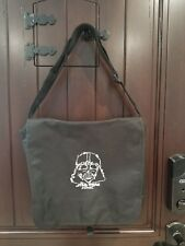 RARE Star Wars In Concert VIP Bag or Laptop Case Darth Vader Black Messenger bag