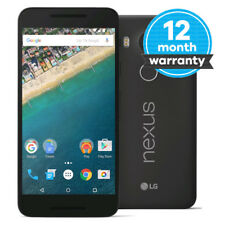 Nexus 5X H791 - 16GB - Carbon (O2) Smartphone