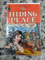 The Hiding Place #1 (Spire Christian Comics 1972) Nazi Comic - 39 Cent Cover