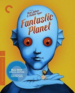 CRITERION COLLECTION: FANTASTIC PLANET NEW BLURAY