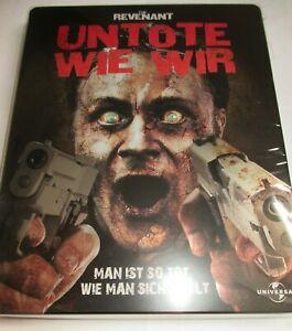 Untote wie Wir - Blu-ray/Horror-Komödie/Steelbook/FSK 18
