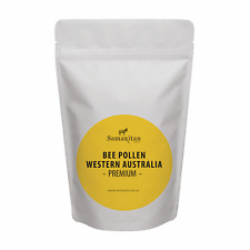 BEST QUALITY ORGANIC BEE POLLEN FAST FRESH & FREE POSTAGE SMOOTHIE SUPERFOOD 50g
