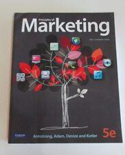'Principles of Marketing' 5th Edition - Armstrong, Adam, Denize & Kotler - 2012