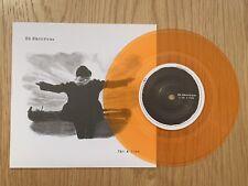 "Ed Sheeran Orange Vinyl 7"" single - The A Team"
