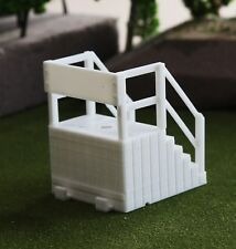 Goodwood style Starter Rostrum F303 replica Scalextric or Slotcar tracks. 1:32