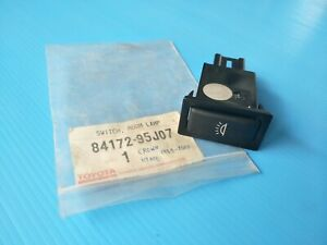 1989-2006 TOYOTA HIACE CROWN SWITCH, ROOM LAMP NOS/JAPAN
