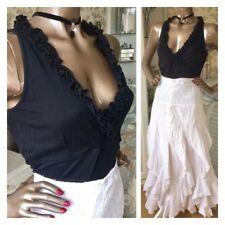Boho Lace V-Neck Dresses for Women