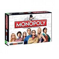 The Big Bang Theory Monopoly Brand New