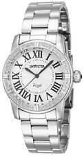 New Womens Invicta 14716 Angel Royale Diamond Accented Bracelet Watch
