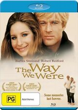 The Way We Were - Hubbell Gardiner NEW B Region Blu Ray