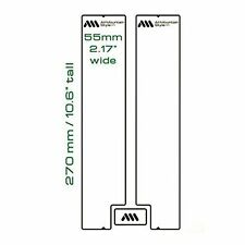 Mountain Bike Frame Protection Kit MTB E-Bike heli tape stickers decals