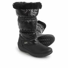 New in Box Womens Tecnica Julia High Boots Waterproof Insulated Black Size 6.5